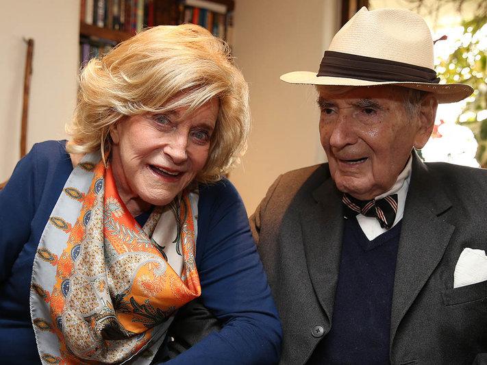 Suzanne & Ralph Roberts